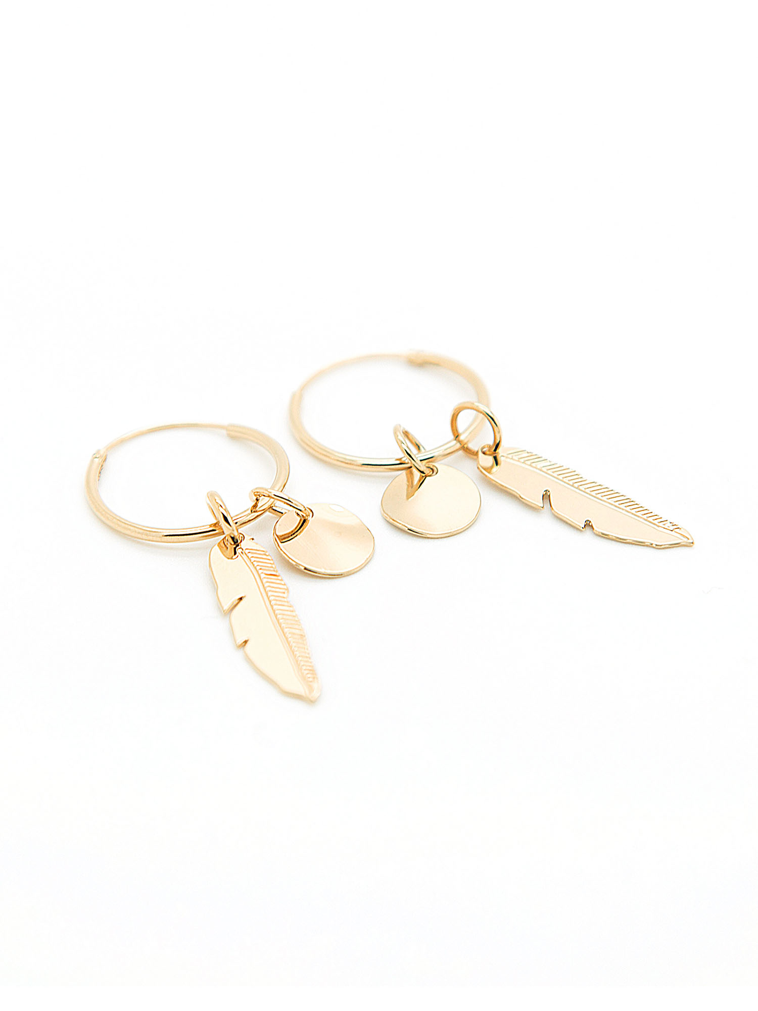 serendipity earring in hole products baguette cartilage second piercing stud cz seoul earrings